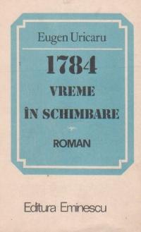 1784 vreme in schimbare