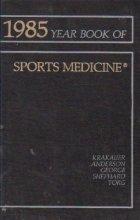 1985 year book of sports medicine