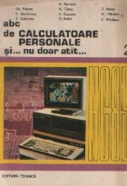 abc de Calculatoare Personale si... nu doar atit..., Volumul al II-lea