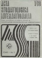 ACTA - Stomatologica internationala (1/80)