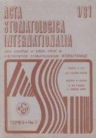 ACTA Stomatologica Internationalia 1/1981