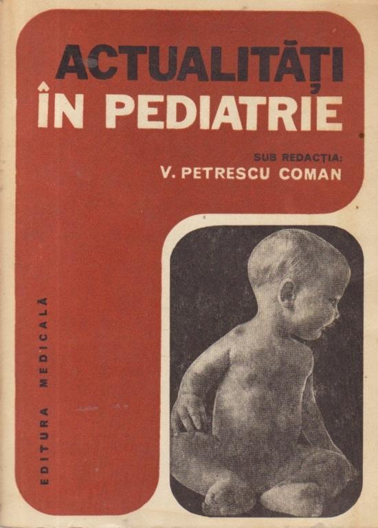 Actualitati in Pediatrie