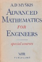 Advanced mathematics for engineers - Special Courses