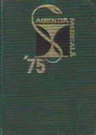 Agenda medicala 1975