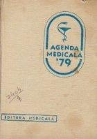 Agenda medicala 1979