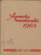 Agenda medicala 1965