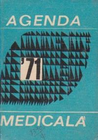Agenda medicala 1971