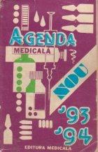 Agenda medicala 1993 1994