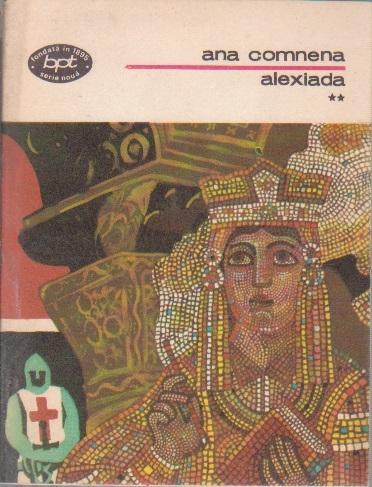Alexiada, Volumul al II-lea