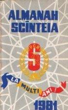 Almanah Scinteia 1981