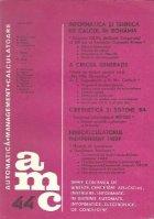 AMC, Volumul 44 - Informatica si tehnica de calcul in Romania. A cincea generatie. Cibernetica si sisteme 84. Minicalculatorul independent I102F
