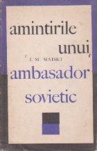 Aminitirile unui ambasador sovietic - Razboiul (1939 - 1943)