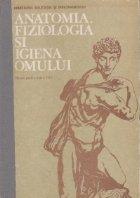 Anatomia, fiziologia si igiena omului. Manual pentru clasa a VIII-a