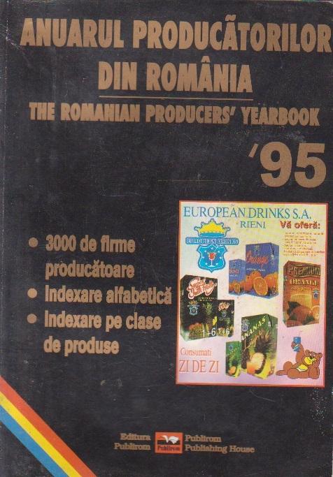 Anuarul producatorilor din Romania 1995