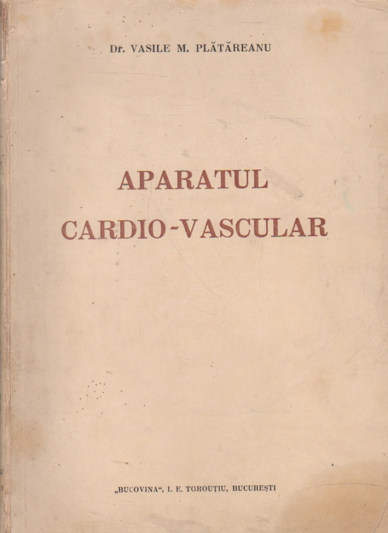 Aparatul Cardio-Vascular