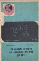 30 aplicatii practice ale circuitului integrat betaU 1011