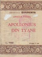 Apollonius din Tyane - Poem tragi-comic in trei acte