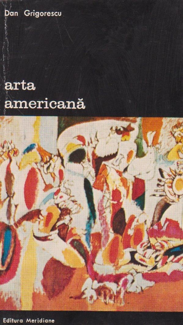 Arta americana