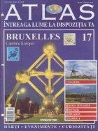 Atlas Intreaga lume dispozitia Bruxelles