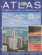 Atlas - Intreaga lume la dispozitia ta, Nr. 47 - Hong Kong Manhattanul Chinei