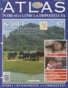 Atlas - Intreaga lume la dispozitia ta, Nr. 57 - Kabul Capitala sfasiata de suferinta