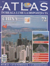 Atlas - Intreaga lume la dispozitia ta, Nr. 72 - China puterea asiatica