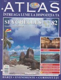 Atlas - Intreaga Lume la dispozitia ta, Nr. 82 - Seychelles insula cocotierilor