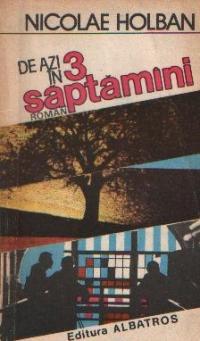 De azi in 3 saptamini - Roman