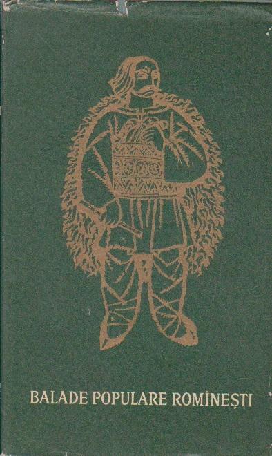 Balade Populare Rominesti, Volumul al III-lea (Editii critice de folclor - genuri, 1964)