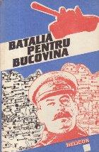 Batalia pentru Bucovina