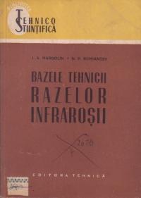 Bazele tehnicii razelor infrarosii (traducere din limba rusa)