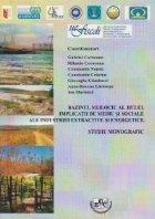 Bazinul mijlociu al Jiului. Implicatii de mediu si sociale ale industriei extractive si energetice. Studiu monografic
