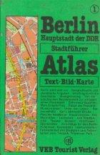 Berlin Hauptstadt der DDR Standtfuhrer Atlas