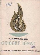Capitanul Grigore Ignat