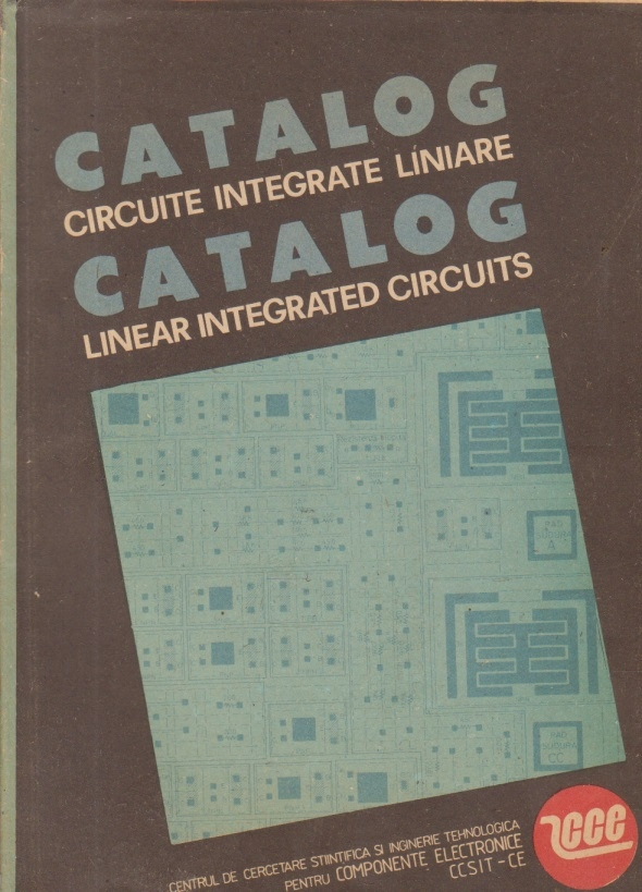 Catalog circuite integrate liniare / Catalog linear integrated circuits
