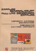 Catalog general scurt Componente electronice