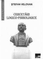 Cercetari logico-psihologice