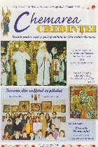Chemarea credintei - revista pentru copii si parinti editata de Patriarhia Ortodoxa Romana, nr. 75-78, 1999