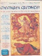 Chemarea credintei - revista pentru copii editata de Patriarhia Ortodoxa Romana, nr. 31-32, 1995