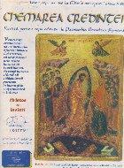 Chemarea credintei - revista pentru copii editata de Patriarhia Ortodoxa Romana, nr. 49-50, 1997