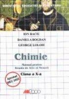 CHIMIE MANUAL PENTRU SCOALA ARTE