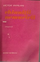 Chinuitii nemuririi, Volumul al III- lea, Manoil