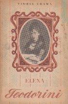 Cintareata Elena Teodorini Schita monografica