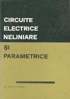 Circuite electrice neliniare si parametrice