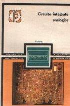 Circuite integrate analogice - Catalog