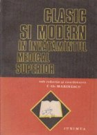 Clasic si modern in invatamintul medical superior