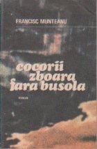Cocorii zboara fara busola (roman)