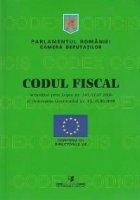 Codul fiscal actualizat prin legea