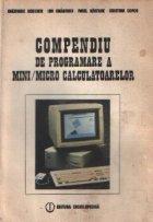 Compendiu programare mini/micro calculatoarelor