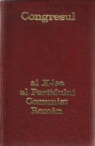Congresul lea Partidului Comunist Roman